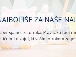 Spalni program za otroke